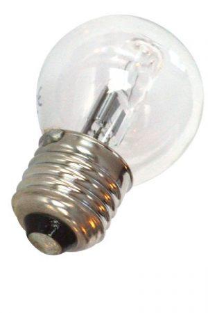 Klotlampa Halogen Klar 28 W E27