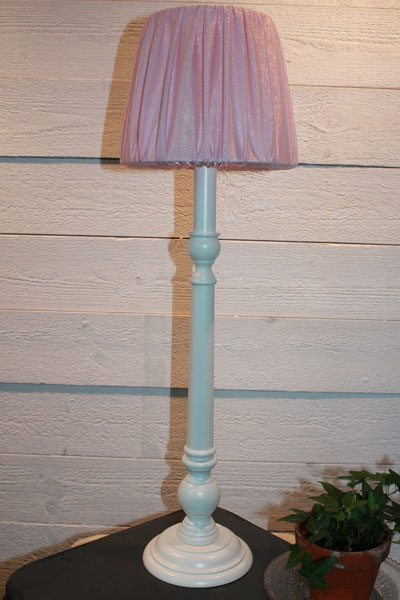 Bordslampa vit Denise 20
