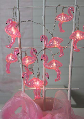 Ljusslinga Flamingo
