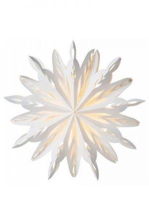 Adventsstjärna vit Stjärna Iglo