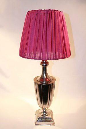 Lampa bordslampa fönsterlampa cerise amanda