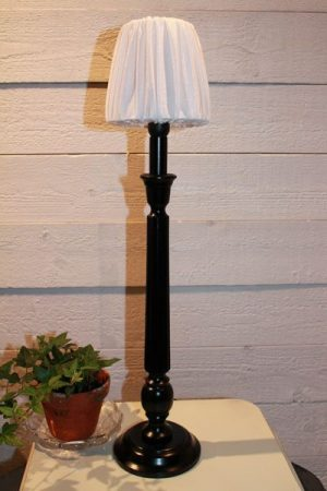 Bordslampa vit Hampshire Denise 12
