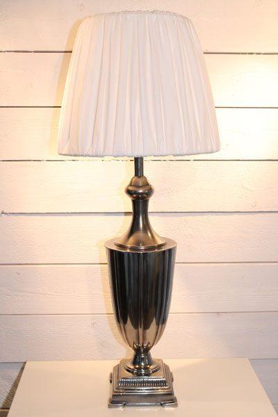 Lampa metall Amanda Vit