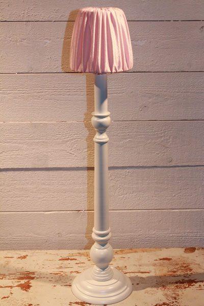 Lampa Lexington trä rosa Denise 12