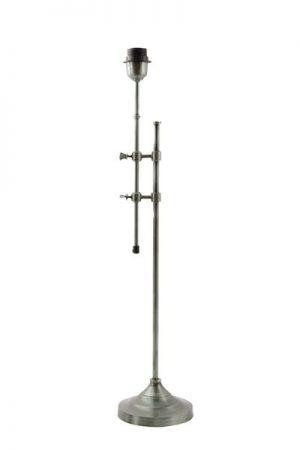 Lampfot Rimini Antiksilver
