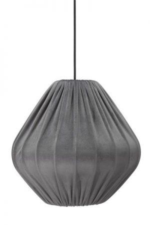 Taklampa Grå Malou 40 cm