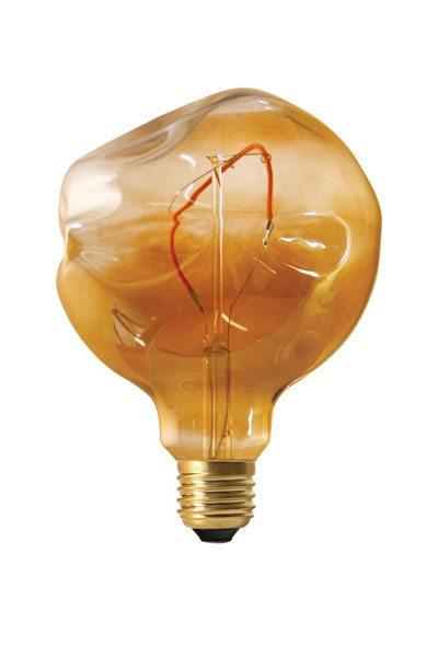 färgade glödlampor
