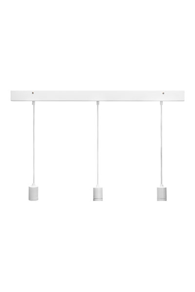 Taklampa Line Ceiling White