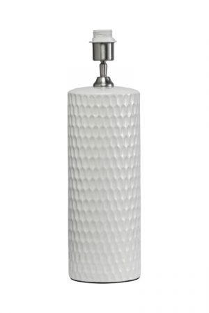 Bordslampa Honeycomb Vit