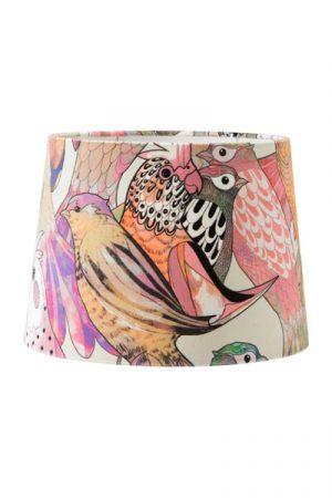 Lampskärm Sofia Sammet Bird