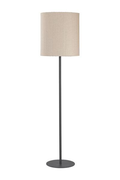 Golvlampa Agnar Lin Natur, 156 cm