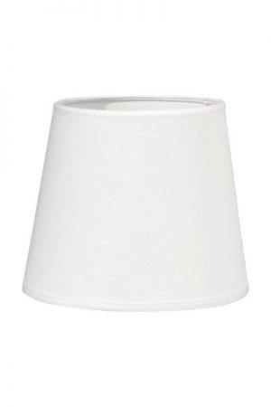 Lampskärm Mia Lin Classico Vit