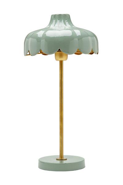 Bordslampa Wells Grön