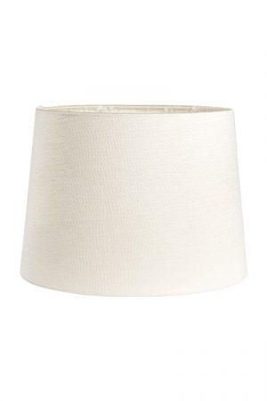 Lampskärm Sofia Sidenlook Glint Pearl