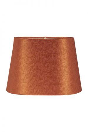 Lampskärm Omera Sidenlook Glint Orange