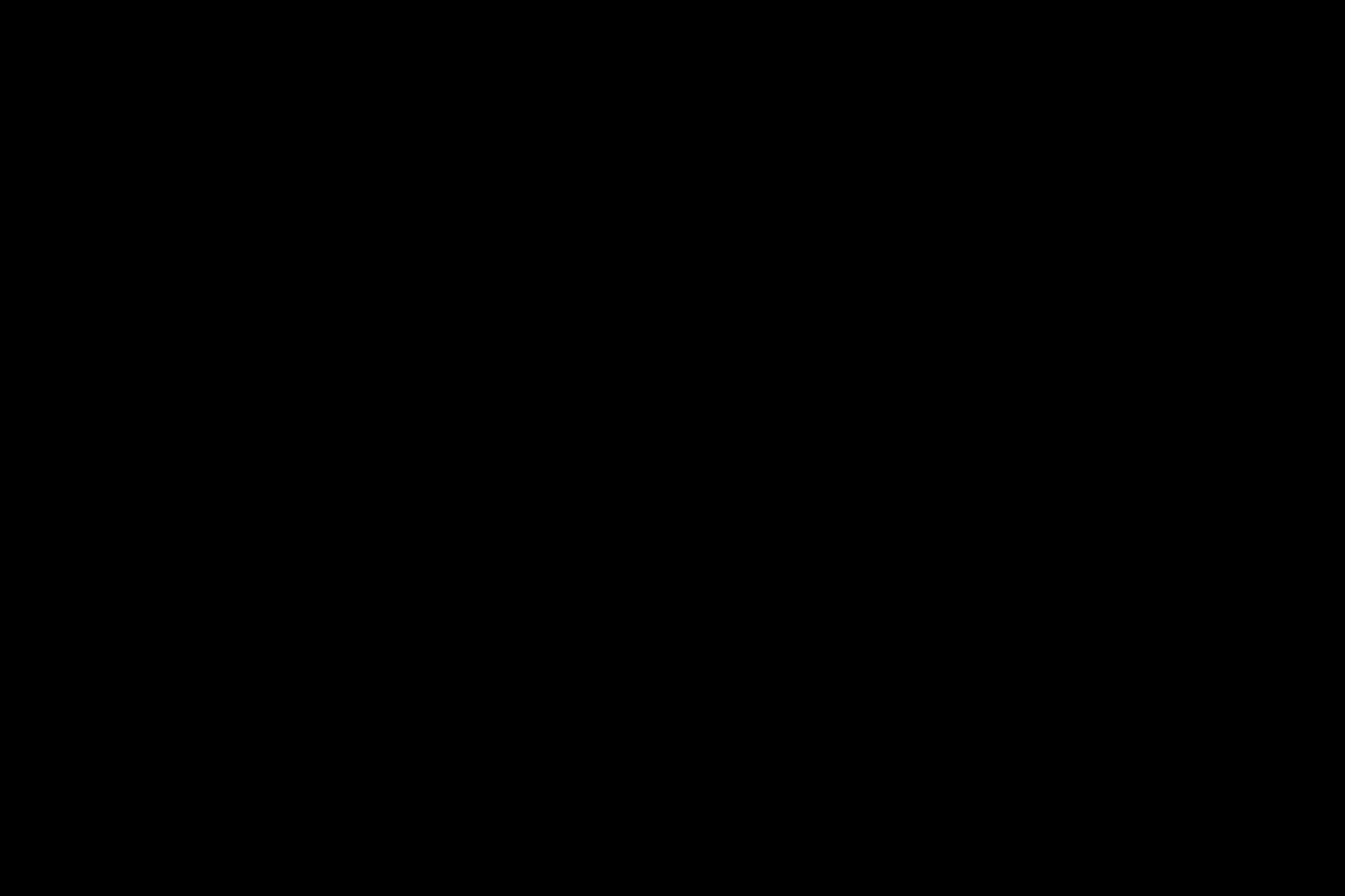 Vägglampa Geometri Svart